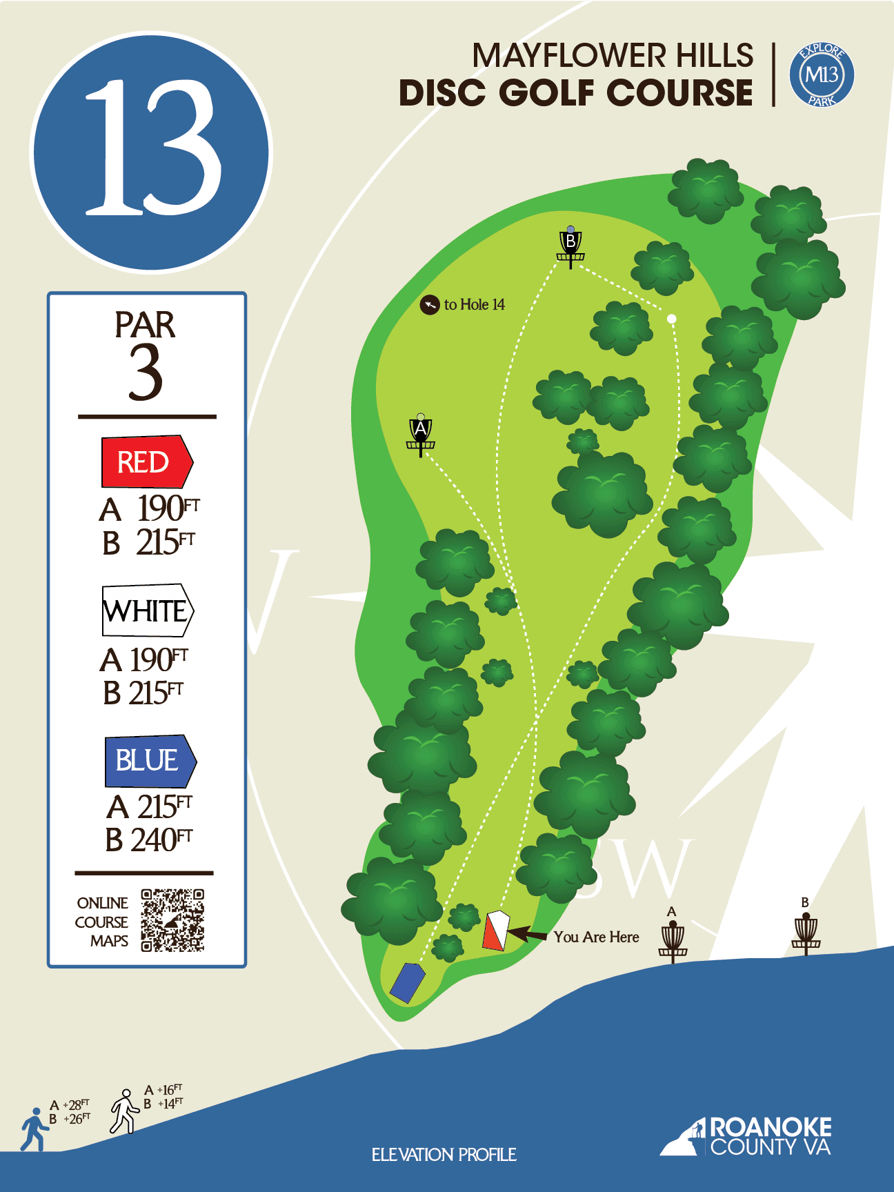 Hole 13-NOHERE-01