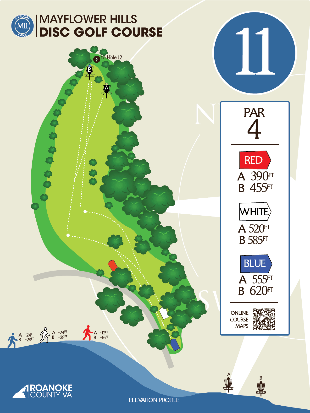 Hole 11-NOHERE-01